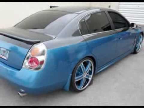 Mc Design Whips 2005 Nissan Altima Altimatum Zenetti