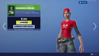 Buying New Skins from *Fortnite for HugoMarker Live