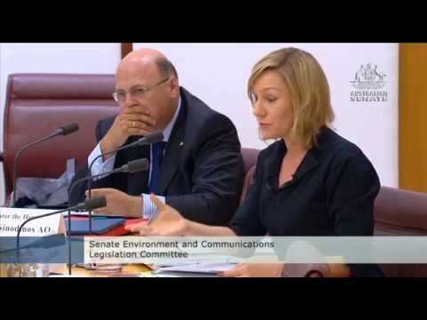 Senate Estimates: Threats to groundwater – fracking chemicals and coal