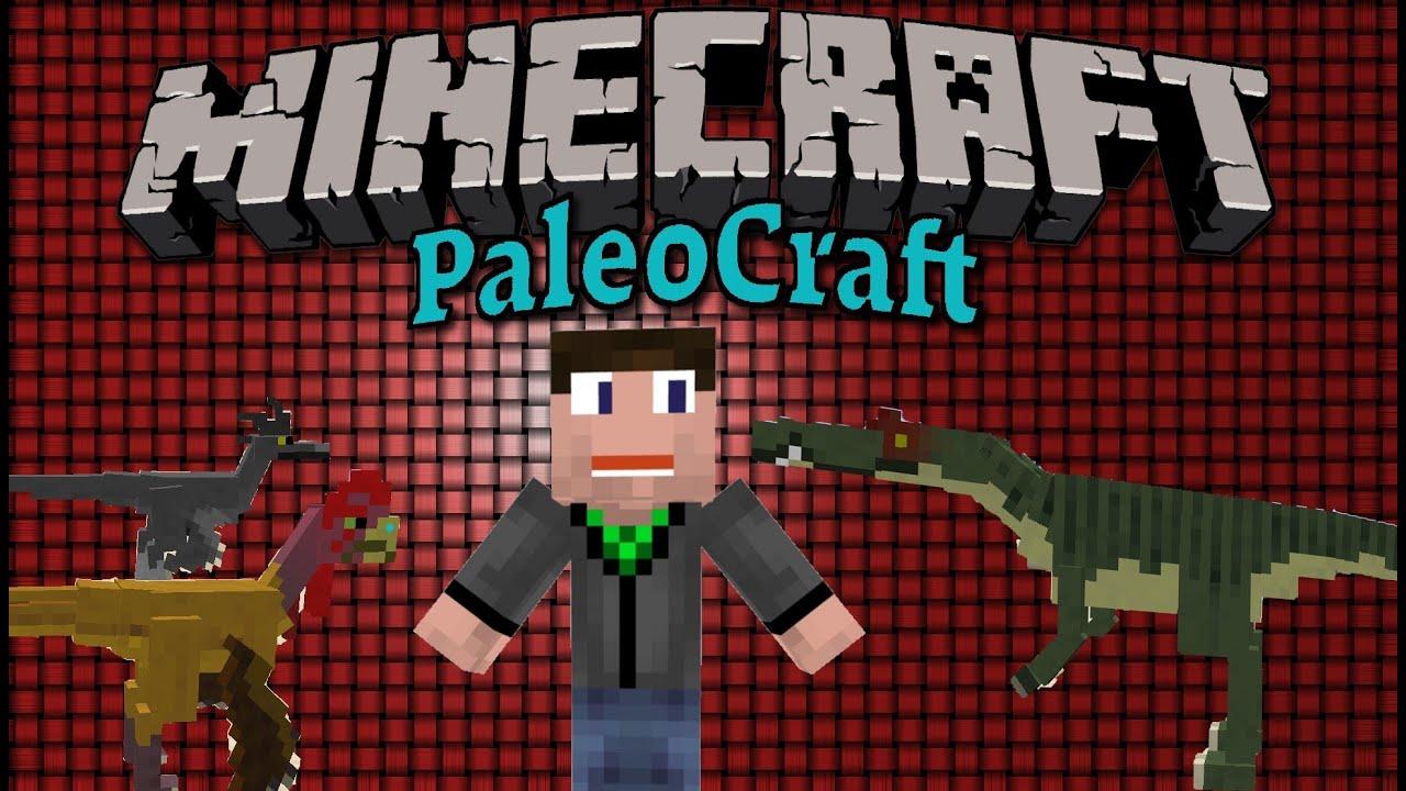 Minecraft DINOSAURIER MOD YouTube - Minecraft dinosaurier spiele