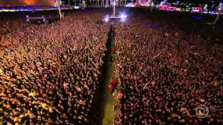 Coheed And Cambria - Everything Evil / The Trooper @ Rock in Rio 2011 - HD