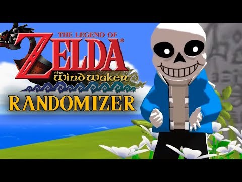 Zelda Windwaker Randomizer : Swordless Sams Undersail