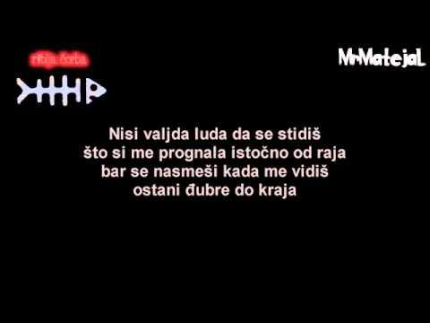Riblja Čorba   Ostani đubre Do Kraja Tekst HD