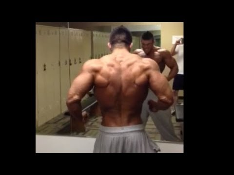 Epic 1 year Steroid Transformation