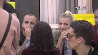Zadruga 3   Kandić Otkriva Sve O Odnosu Sa Milicom Kemez   14.10.2019.