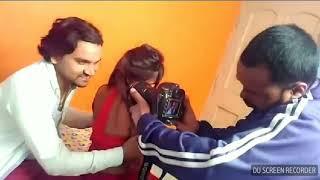 bhojpuri film ki shooting/bhojpuri videos