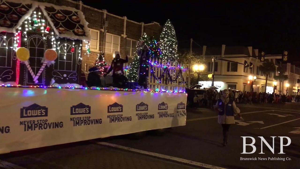 Brunswick Christmas Parade 2020 Brunswick Christmas Parade   Local News   The Brunswick News