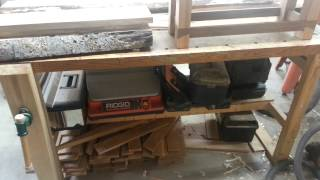 Woodworking Shop Tour (jason Young April 2014)