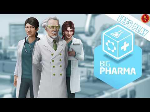 Big Pharma - #01 - Show Me The Money - Lets Play