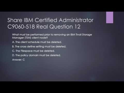 Passed IBM C9060-518 Exam with 77, Share IBM C9060-518 Real Questions