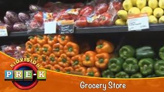 KidVision Pre-K Grocery Store Field Trip