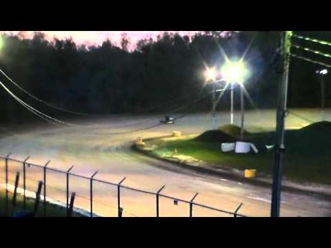 Utica Rome Speedway Excell Motorsports Jet ATV Demonstration.