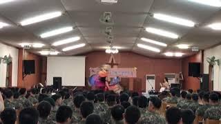 의정벨리댄스협회UBA벨리댄스군부대공연찾아가는문화콘서트군…