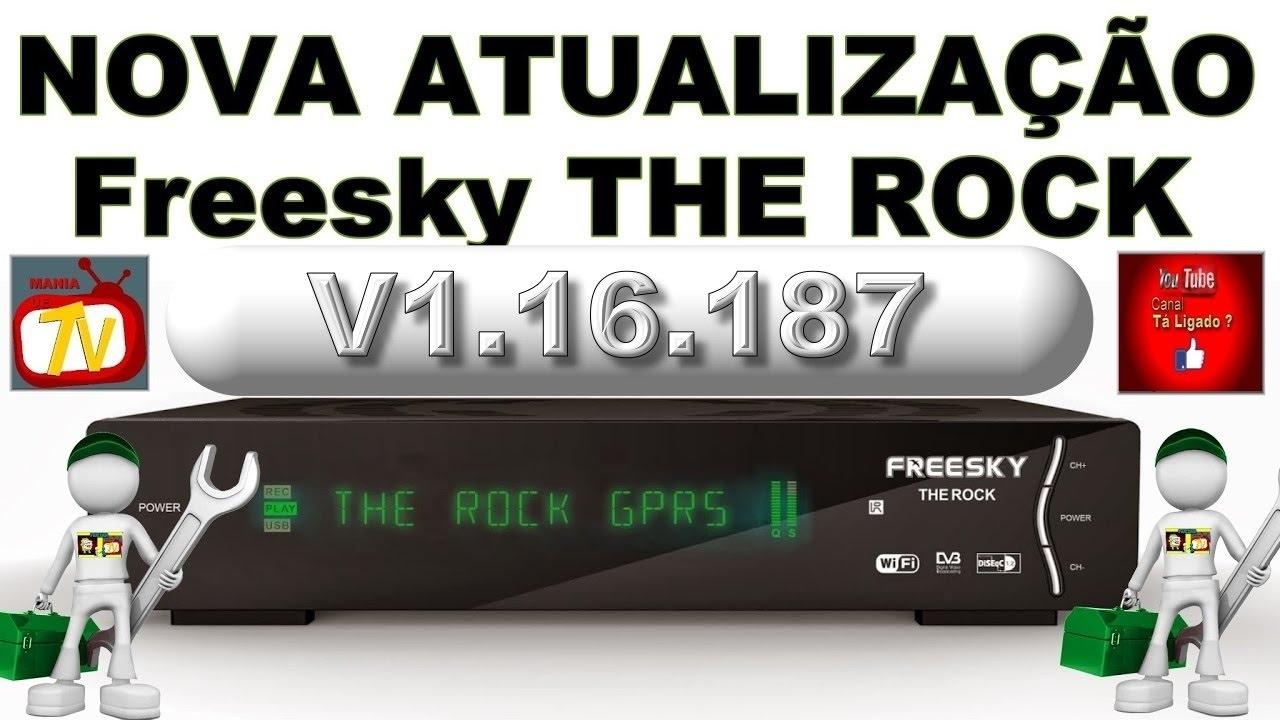 Freesky The Rock