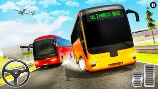 ألعاب سباقات الحافلات النهائية - تحدي سباق الحافلات روعة - العاب اندرويد ممتعة screenshot 1