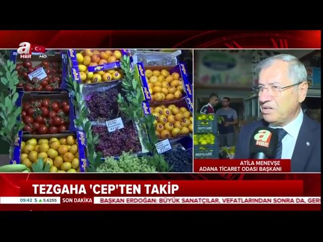 Meyve-sebzeye 'cep'ten takip. Fiyatın ne kadar arttığı, üretim yeri bilinecek