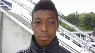 Interview Presnel KIMPEMBE U19 PSG