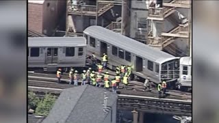 Green Line has derailed at least 4 times in 11 years