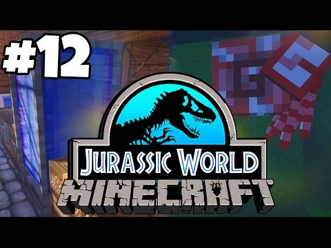 Jurassic World: Minecraft Dinosaurs | GOODBYE JURASSICRAFT :( (Playthrough Part 12)