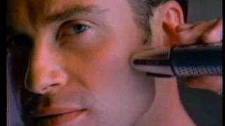 Braun Shaver Commercial (1991)