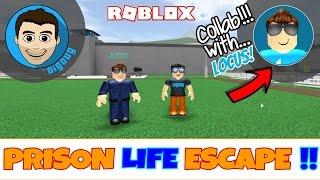 Roblox Prison Life with Locus! : Prison Escape!