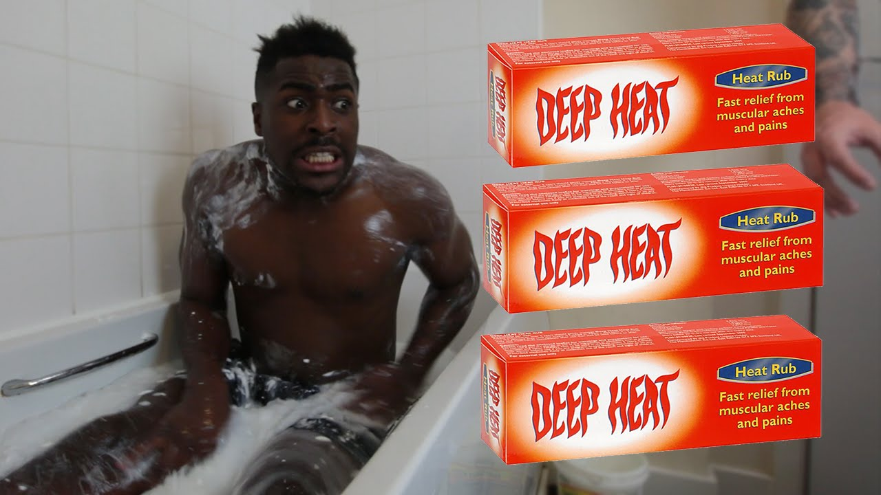 Heat Cool Air Conditioner Bathing In Deep Heat Youtube
