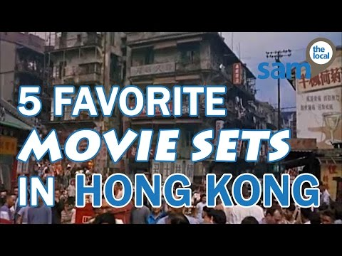 5 Favorite Movie Sets in Hong Kong