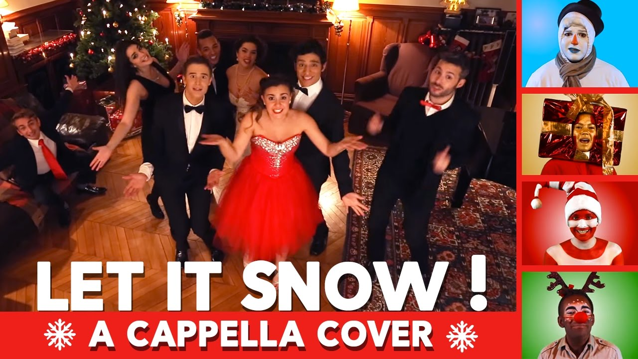 Let It Snow ! - Christmas a cappella Cover - DisCover