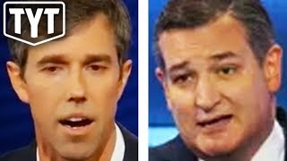 Beto O'Rourke Walks Back Ted Cruz Comments