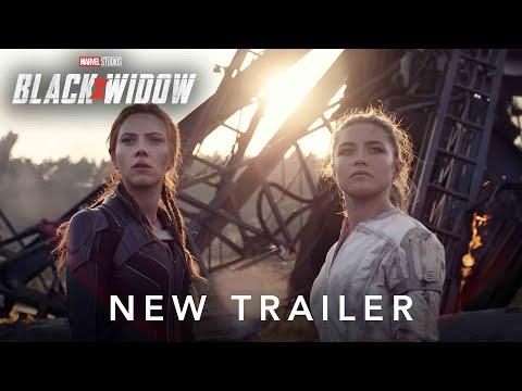 Marvel Studios' Black Widow | Official Trailer| In Cinemas July 9