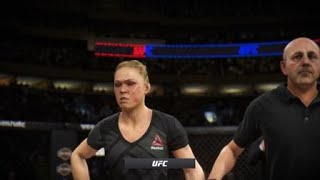 Fight vs Rousey in Ultimate Team