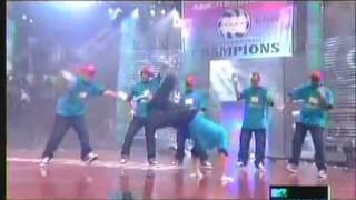 Jabbawockeez ABDC - Victory Dance