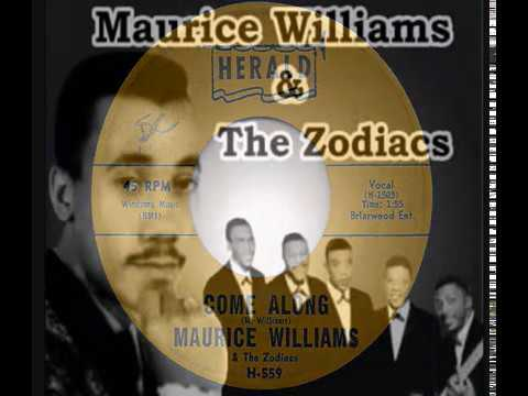 Maurice Williams & The Zodiacs - Come Along - 1961 45rpm