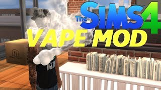THE SIMS 4 VAPE MOD REVIEW