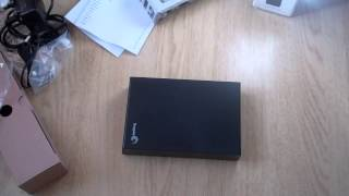 Seagate Expansion 3TB USB 3 Drive - Unboxing and Formatting for Mac