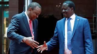 Raila Speaks To The Return Of Miguna