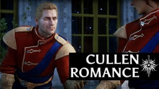Dragon Age: Inquisition - Cullen Romance - Dancing with Cullen