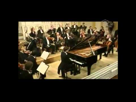 W  A  Mozart Piano Concerto no  23 KV 488 A major Till Fellner Salzburg 2-8-(1)