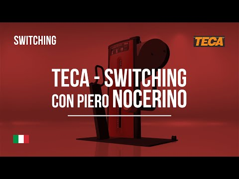 TECA Fitness - Switching con Piero Nocerino