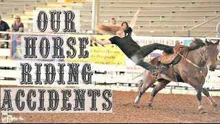 Cowgirl Convo's | Our Horse Riding Accidents