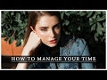 Time Management | The Business of Photography