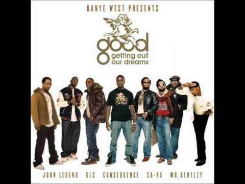Kanye West ft Lloyd Banks, Ryan Leslie & GOOD Music  Christian Dior Denim Flow