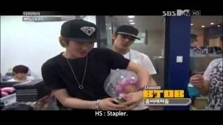 BTOB - MTV Diary Ep 37 Eng Sub