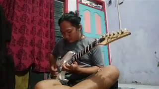 TURU NING PAWON - ASEP KRIWIL // COVER GUITAR SOLO @ by Aa'ot Nay Leady