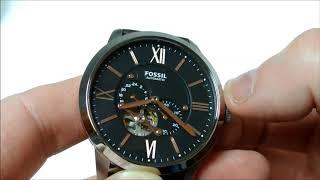 Fossil automatic ME3061 Townsman Horloge