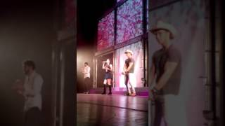 Serás el aire- Sasha, Benny y Erik EN VIVO.|| Teatro Morelos.