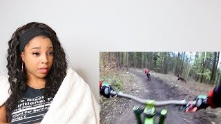 TOP 5 SCARIEST THINGS CAUGHT ON GOPRO CAMERA | Reaction