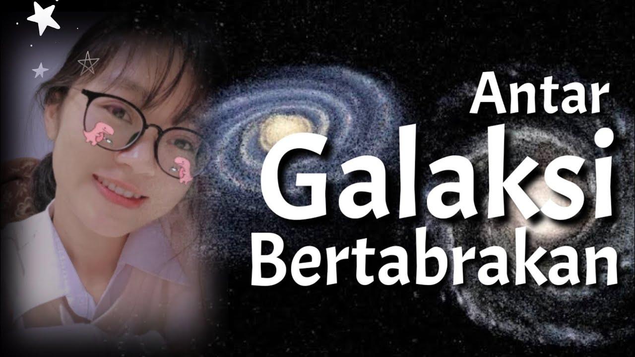 Apa yang terjadi jika Galaksi Magellan tabrakan dengan Galaksi Bima Sakti ???