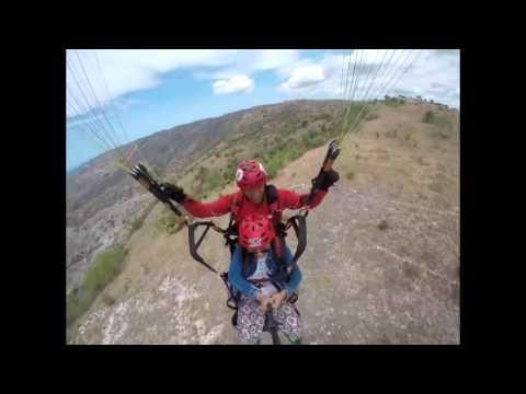 """FUN""-tastic Paragliding in Maasim, Sarangani Philippines"