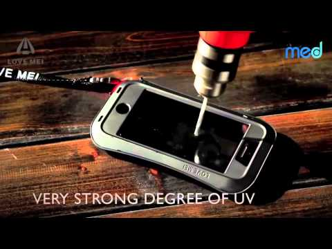 Love Mei Powerful Case [Official Promo Video] For IPhone 5/ 5s